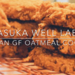 Vegan GF Oatmeal Cookie