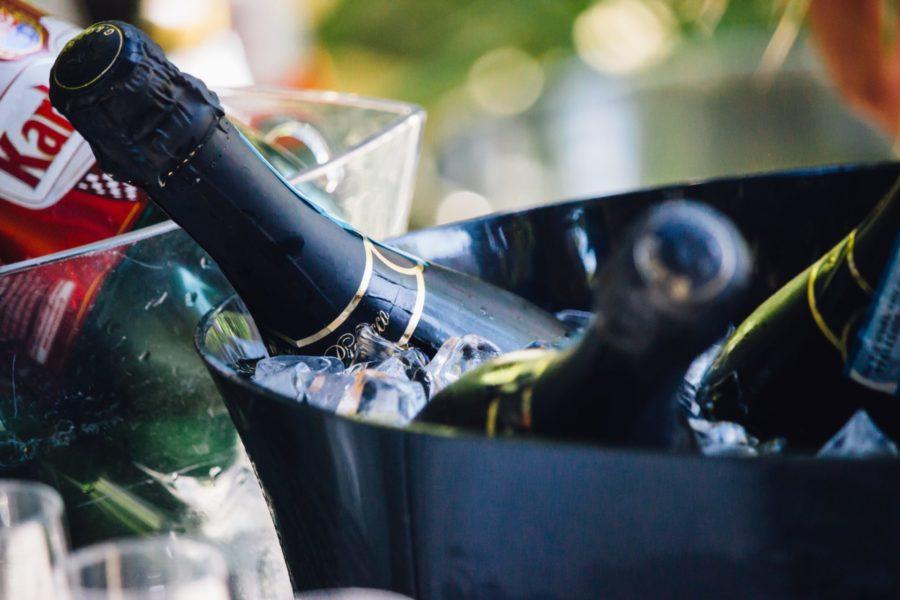 白ワインはしっかり冷やして美味しく飲む