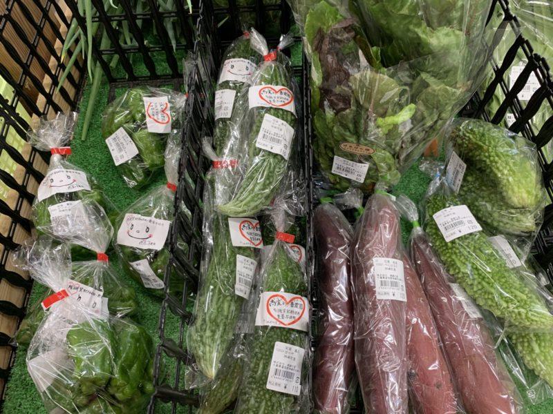 発酵の里こうざき 新鮮市場  無農薬野菜 南実の音農園